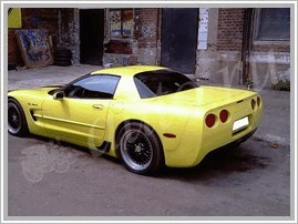 Автомобиль Chevrolet Corvette 5.7 282 Hp