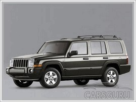 Автомобиль Jeep Commander 3.0 TD AT