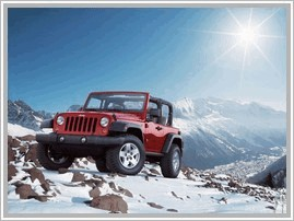 Продам авто Jeep Wrangler Unlimited 3.8 AT