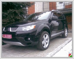 Продажа авто Mitsubishi Outlander XL 2.4 MT