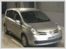Автомобиль Nissan Note 1.4 MT