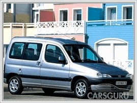 Продажа авто Peugeot Partner Origin VU 1.4 MT
