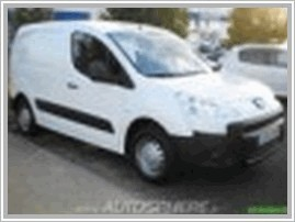 Авто Peugeot Partner Origin VU 1.4 MT