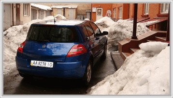 Продаю Renault Megane Hatchback 1.6 MT 106 Hp