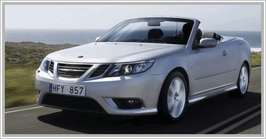 Продам авто Saab 9-3 Convertible 2.0 TS MT