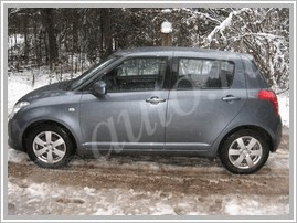 Продаю Suzuki Swift 1.3 MT 4x4
