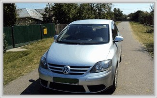 Продажа авто Volkswagen Golf Plus 1.9 AT